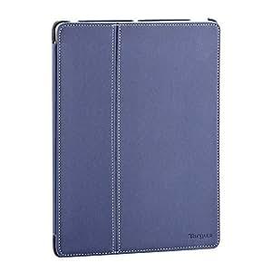 Targus THD00605EU - Funda/soporte para Apple iPad Retina, New iPad y iPad 2, color azul