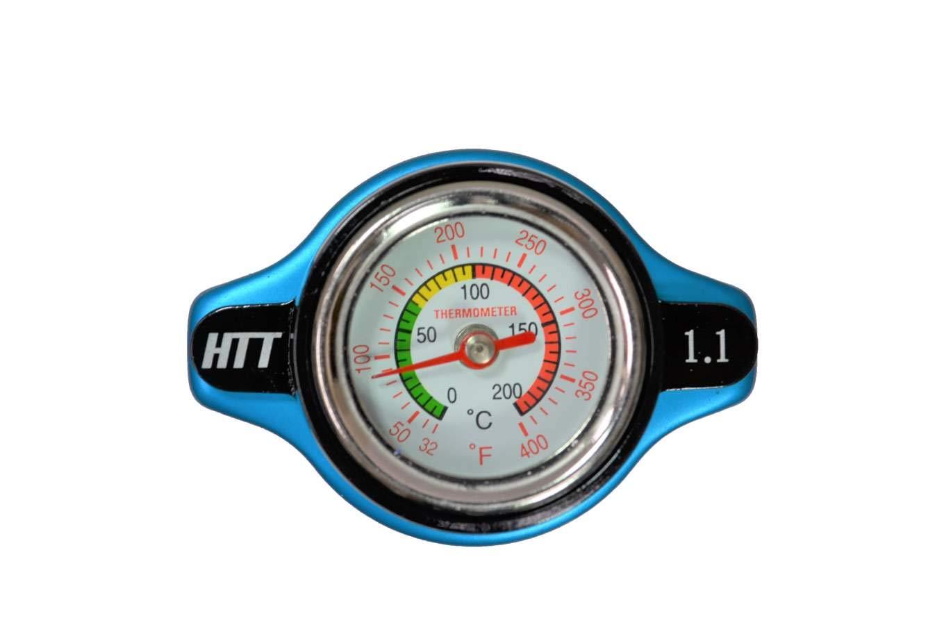 PT Auto Warehouse T126 - Safe Thermo Radiator Cap - 16 PSI