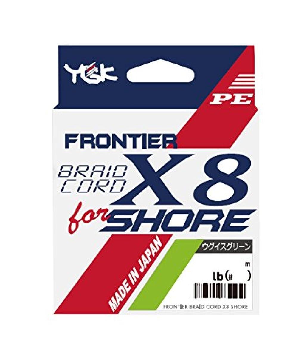 [해외] 요쯔아미 PE라인 프론티어 블레이드 코드 X8 쇼아 150M