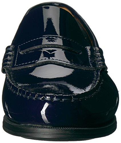 Sebago Kvinna Plaza Ii Öre Loafer Marinblå Patent