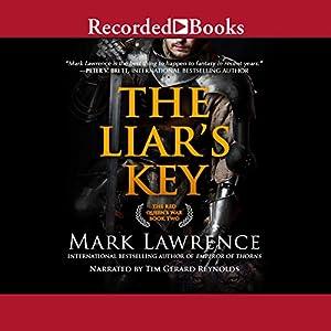 The Liar's Key Audiobook