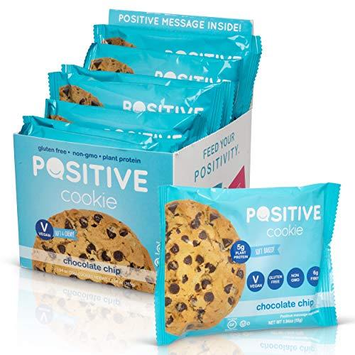 Chocolate Chip Gluten Free Kosher Vegan Protein Cookies (7 Cookies)