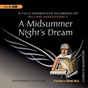 A Midsummer Night's Dream Performance