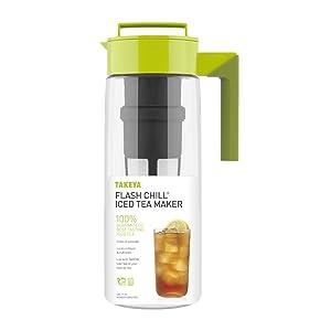 Takeya 2 Quart Flash Chill Iced Tea Maker