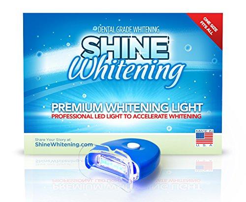 Shine Whitening - Blue Teeth Whitening Light - Accelerates Whitening...