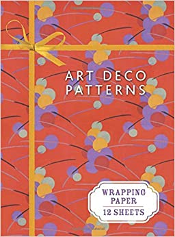 Book Art Deco Patterns from the Victoria and Albert Museum (Wrapping Paper Books) by Victoria and Albert Museum (2015-09-03)