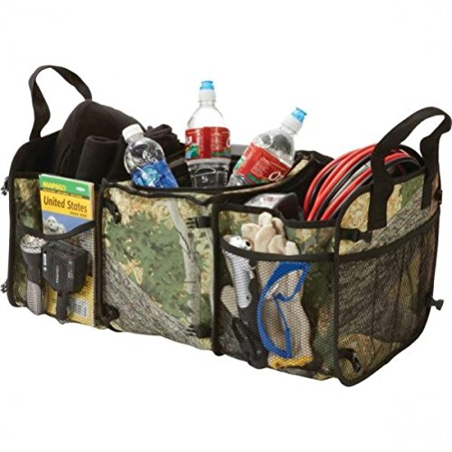 ExtremePak LUCOOLTGTC Extreme Camo Expandable Tailgate Cooler Tote by ExtremePak
