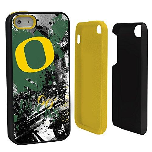 n Ducks Paulson Designs Hybrid Case for iPhone 5/5S, Black ()