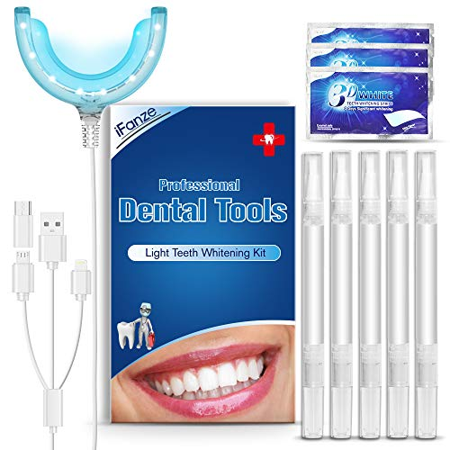 Top 10 Ifanze Teeth Whitening Products Updated Aug 2020
