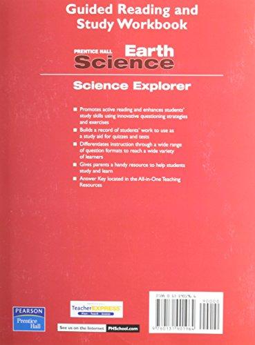 PRENTICE HALL SCIENCE EXPLORER EARTH SCIENCE