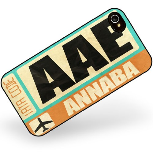 iphone 4 4s Airportcode AAE Annaba - Neonblond
