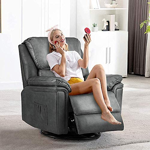 Massage Rocker Recliner Chair Sofa Anbuy Electric Power