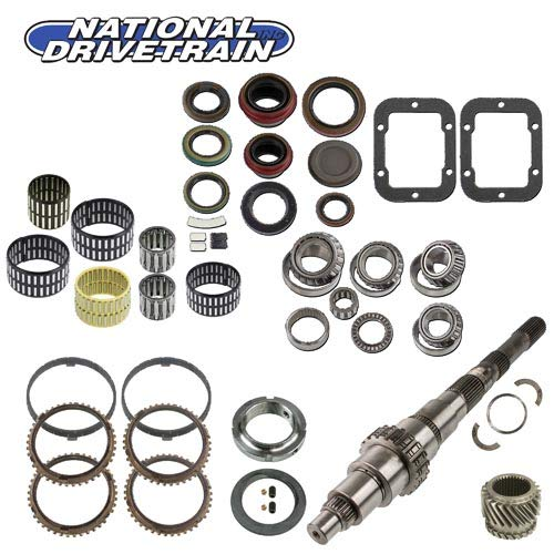 MASTER REBUILD DLX KIT- COMPATIBLE WITH DODGE RAM DIESEL/V10 94-04 (V8 02-05) NV4500 2WD