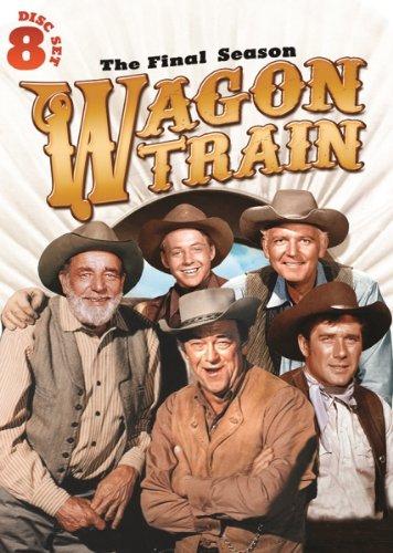 Wagon Train: Season 8 - Train Fuller Robert Wagon