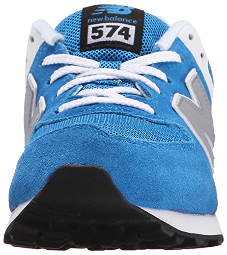 New Balance KL574 P2G Schuhe blue-grey-white - 38,5