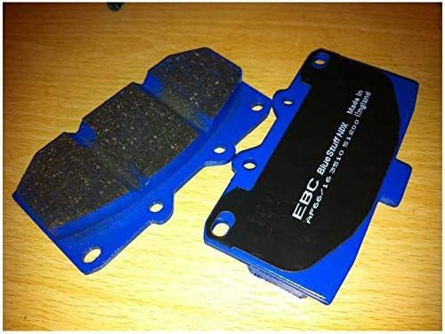 Ebc Bluestuff Track Day Brake Pads Dp5039//2Ndx