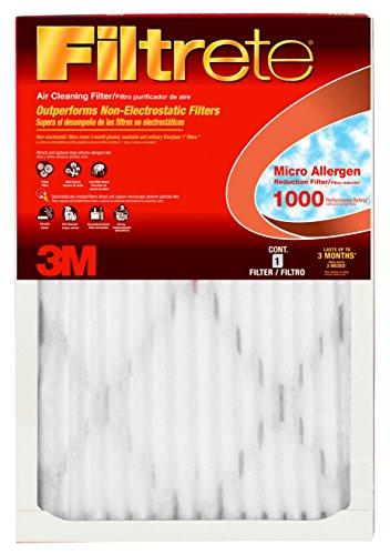 "Filtrete Air Purifiers 9804DC-6 14"" X 25"" X 1"" Filtrete™ Allergen Reduction Filter"