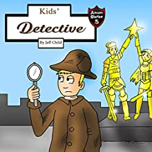 Kids' Detective: A Story about a Magical Pearl: Adventure Stories for Kids Audiobook by Jeff Child Narrated by John H Fehskens