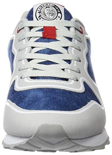 Marino 009 Lib04cl Bleu Homme Baskets LIBERTO qAXIX