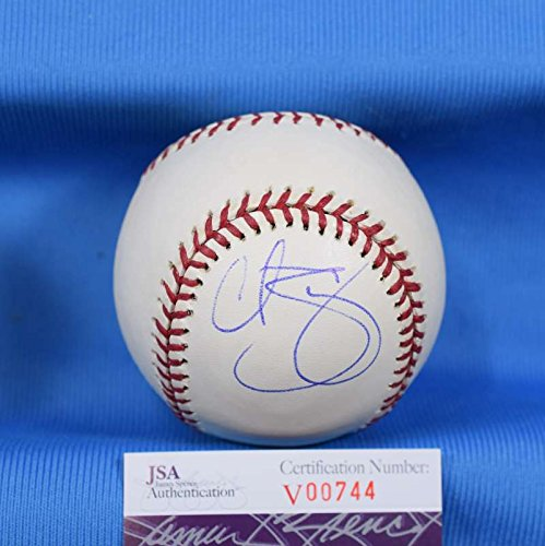 CURT SCHILLING Signed JSA COA Baseball Autograph Authentic ()