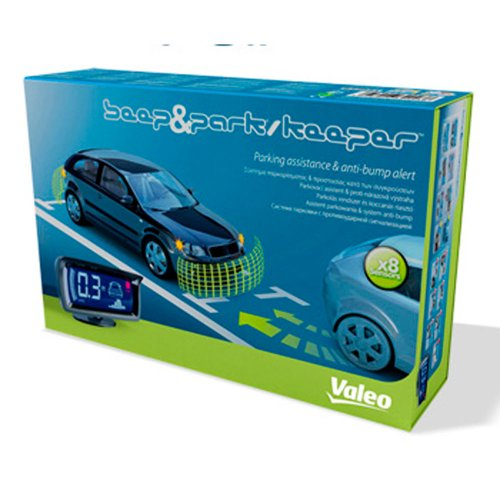(VALEO Beep & Park Keeper Parking Assistance Distance Control PDC KIT)