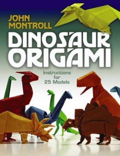Origami Dinosaurs, a list of online, origami-dinosaur diagrams ... | 500x386