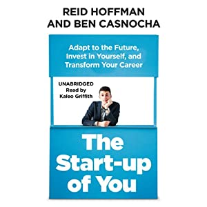The Start Up of You Audiobook