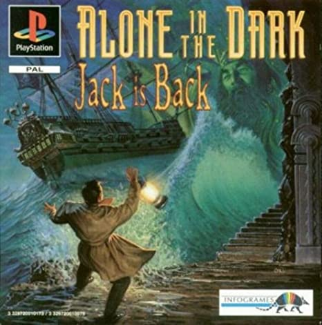 Ps1 Alone In The Dark 2 Jack Is Back Amazon Es Videojuegos