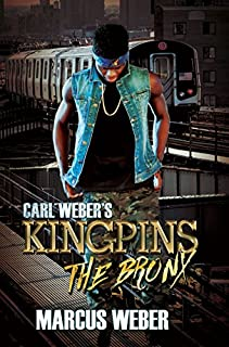 Book Cover: Carl Weber's Kingpins: The Bronx