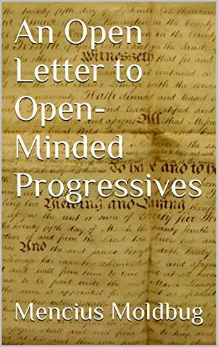 (An Open Letter to Open-Minded Progressives)