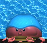 """Lumitusi """"Moving Waves, Easy Clean"""" Sea World Tranquil Octopus Projection Night Light, Baby & Kids Zone"""