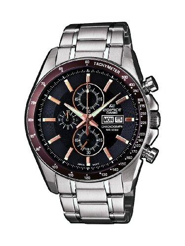 Casio Edifice Men's Chronograph Analogue Quartz Watch EFR-502D-5AVEF