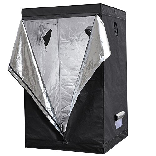 NEW Arrival ! Plant Grow Box Tent Indoor Home Planting (120x240x200cm) by Garden at Home