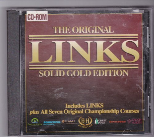 Links Solid Gold