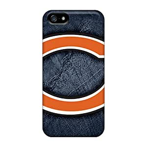 High Impact Dirt/shock Proof Cases Covers For Iphone 5/5s (chicago Bears)