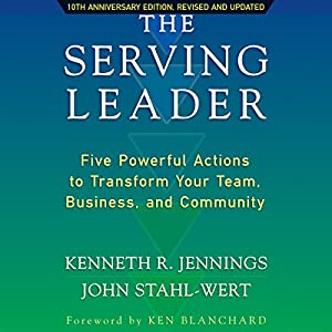 The Serving Leader Audiobook