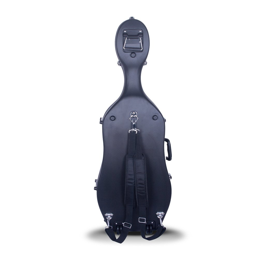 Crossrock - Funda rígida de violonchelo ABS moldeado con ...
