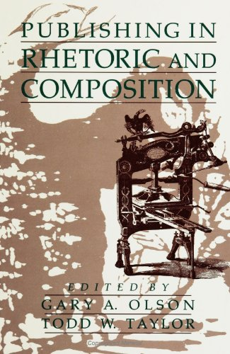 Publishing in Rhetoric and Composition