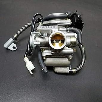 Accesorios y piezas para Keihin Gy6 carburador 125 Cc 150 Cc ...