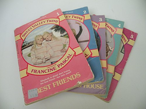 (23 Book Set: The Sweet Valley Twins - Choosing Sides, The Haunted House, Teacher's Pet, The New Girl, Three's a Crowd, First Place, Against the Rules, One of the Gang, Buried Treasure, Keeping Secrets, Stretching the Truth, Tug of War + 11 More (Vol. 2, 3, 4, 6, 7, 8, 9, 10, 11, 12, 13, 14, 16, 17, 19, 21, 23, 24, 27, 28, 29)|Sweet Valley Twins|)