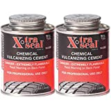 Xtra-Seal Chemical Vulcanizing Cement (8 oz.) - 2 Pack
