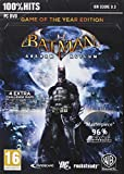 Software : Batman: Arkham Asylum - Game of the Year Edition (Europe Import)
