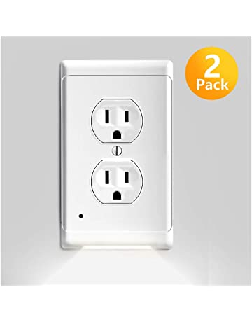 Electric Switch Socket Blanking Plate Double 2 Gang With Screws Pack Of 10 Home & Garden Building & Hardware