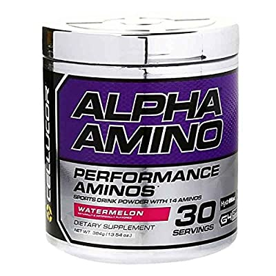 Cellucor Alpha Amino Supplement