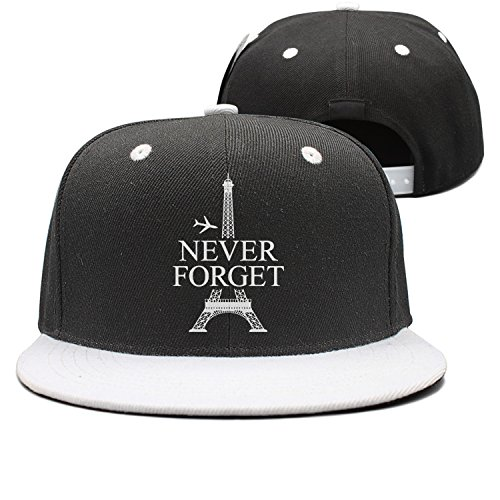 jrw5dfg498p Cap Never Forget Aircraft Memorial Tower Unisex Cap Cute Stylish Casual Simple Funny Personality Fashion Travel (Octagonal Tower)