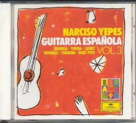 Guitarra Espanola V3: Yepes, Narciso: Amazon.es: Música