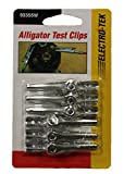 Electro Tek 93355 Alligator Test Clip, 6 Piece