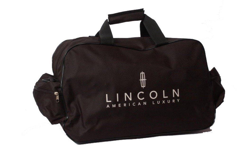 リンカーンロゴバッグユニセックスレジャー通学レジャーショルダーバックパック   B01MQDTT9U