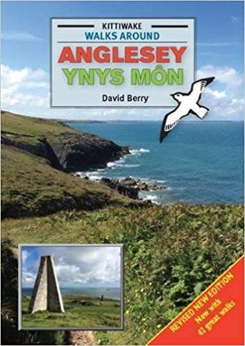 Walks Around Anglesey/Ynys Mn