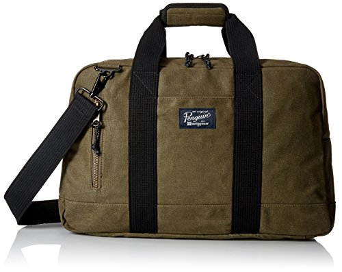 original-penguin-mens-waxed-canvas-carryall-dusty-olive